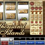 Thousand Islands Slot bonus