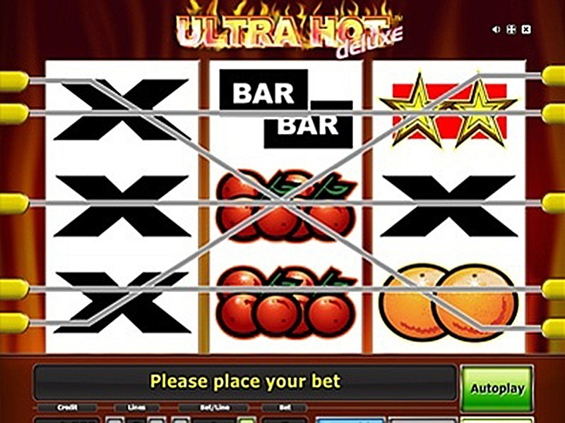 Ultra Delux Slot Novomatic bonus